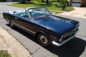 1964 Plymouth Valiant Signet Photo