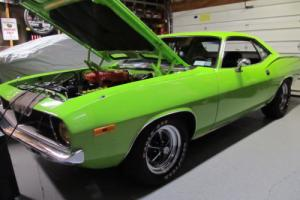 1972 Plymouth Barracuda Photo