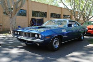 1971 Plymouth Barracuda Photo