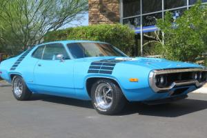 1972 Plymouth Road Runner 400ci -- Photo