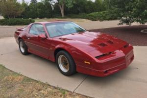 1987 Pontiac Firebird Photo