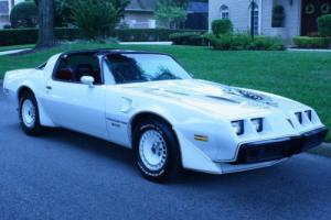 1981 Pontiac Trans Am TURBO NASCAR RECARO EDITION - TTOPS Photo