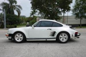 1987 Porsche 911 Carrera Turbo 2dr Coupe Photo