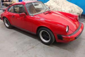 1975 Porsche 911 911 S Version Photo