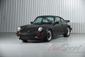 1989 Porsche 911 Anniversary Edition Coupe Carrera Photo