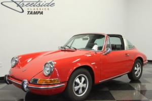 1969 Porsche 912 Targa Photo