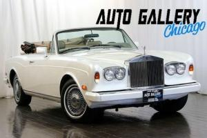1982 Rolls-Royce Corniche II -- Photo