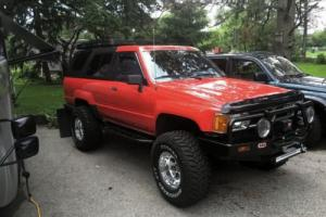 1988 Toyota 4Runner Photo