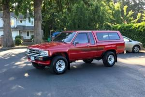 1986 Toyota Tacoma Tacoma, Other, Pickup, 4x4, SR5, SUV, EFI, 22RE, Photo