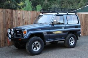 1986 Toyota Land Cruiser SX5