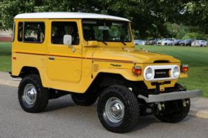 1978 Toyota Land Cruiser FJ40 Photo