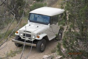 1972 Toyota Land Cruiser FJ40 Photo