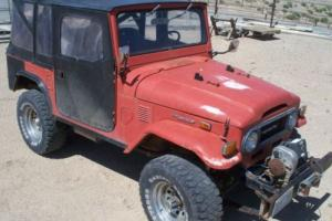 1974 Toyota Land Cruiser FJ40 Photo