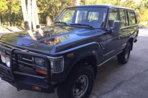 1988 Toyota FJ Cruiser Landcruiser Photo