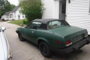 1976 Triumph TR 7 Photo