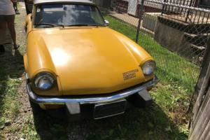 1976 Triumph Spitfire for Sale