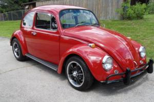1967 Volkswagen Beetle - Classic 2 Door Coupe Hardtop Photo