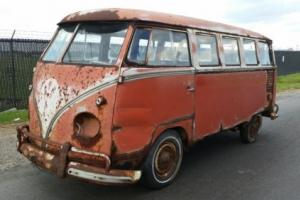 1960 Volkswagen Bus/Vanagon 15 Window Bus Photo