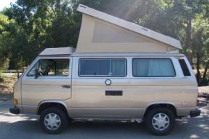 1985 Volkswagen Bus/Vanagon 15k on rebuilt motor Photo