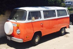 1973 Volkswagen Bus/Vanagon Photo