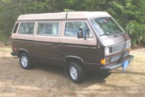 1984 Volkswagen Bus/Vanagon Photo