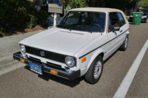 1982 Volkswagen Rabbit Photo