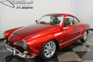 1969 Volkswagen Karmann Ghia Photo