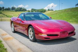 2001 Chevrolet Corvette Photo