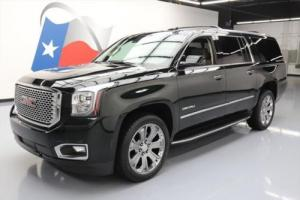 2016 GMC Yukon XL DENALI 7-PASS SUNROOF NAV HUD