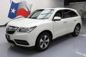 2015 Acura MDX 7-PASS HTD SEATS SUNROOF REAR CAM