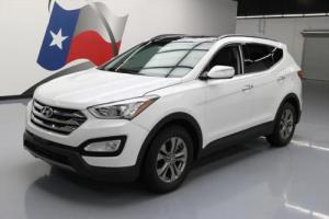 2014 Hyundai Santa Fe PANO ROOF CLIMATE LEATHER NAV