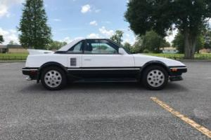 1989 Toyota MR2 Supercharged Photo