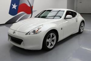 2011 Nissan 370Z TOURING COUPE 6-SPEED HTD SEATS