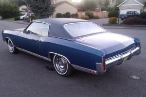 1970 Chevrolet Monte Carlo for Sale