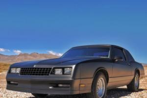 1986 Chevrolet Monte Carlo for Sale