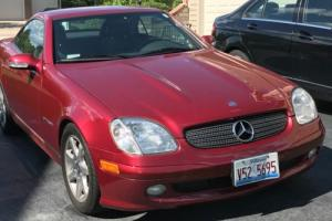 2001 Mercedes-Benz 200-Series
