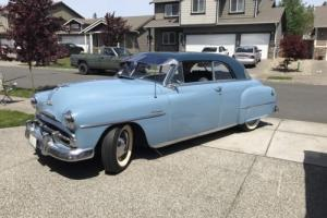 1951 Plymouth Cranbrook Belvedere for Sale