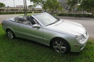 2006 Mercedes-Benz CLK-Class Photo