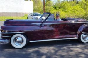 1948 Chrysler New Yorker for Sale