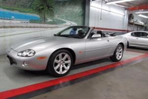 2002 Jaguar XK8 XKR for Sale