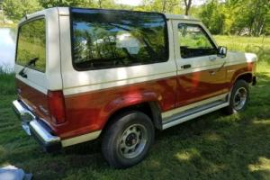 1987 Ford Bronco for Sale