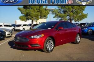 2017 Ford Fusion --