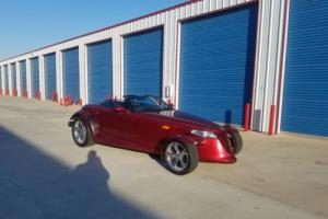 2002 Plymouth Prowler for Sale