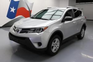 2015 Toyota RAV4 LE REAR CAM BLUETOOTH ALLOY WHEELS