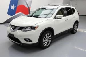 2014 Nissan Rogue SL HTD LEATHER PANO ROOF NAV