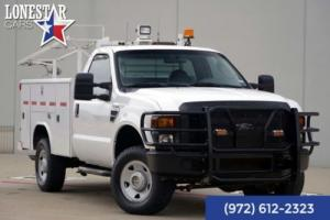 2008 Ford F-350 XL Utility Bed 4x4