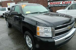 2009 Chevrolet Silverado 1500 EXTENDED CAB PICKUP 4-DR