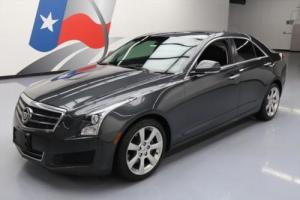 2014 Cadillac ATS 2.0T LUXURY SUNROOF NAV REAR CAM