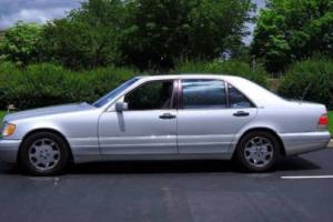 1997 Mercedes-Benz 600-Series S600 for Sale