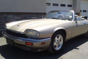1995 Jaguar XJS Photo